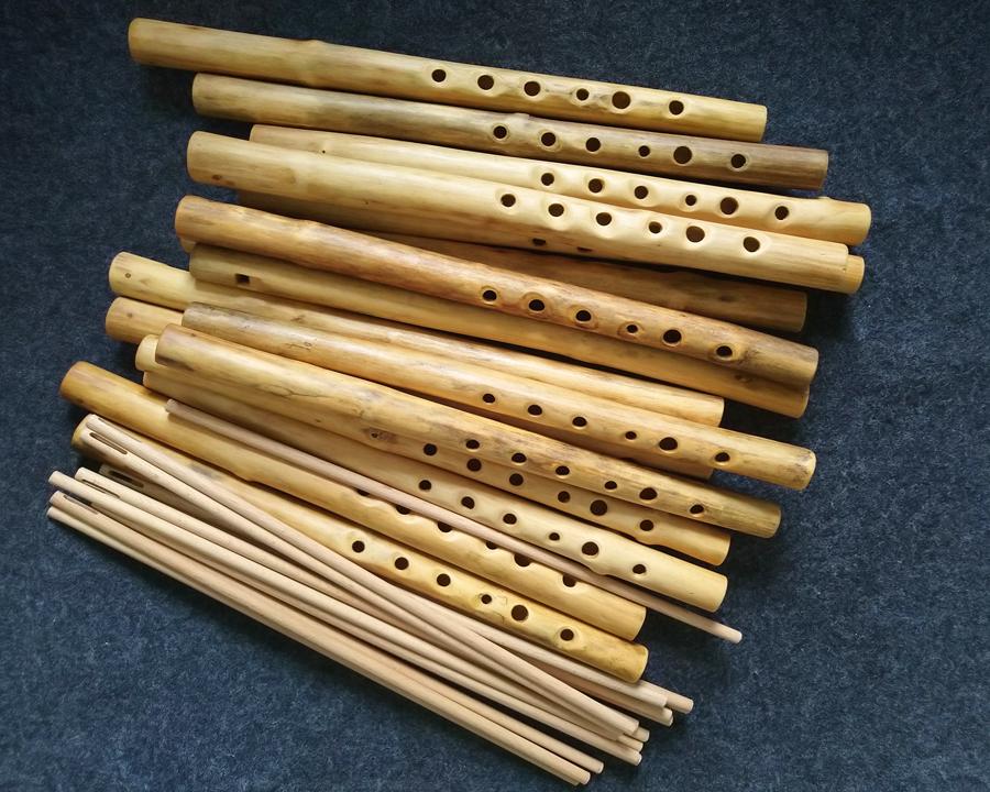 wyciory do instrumentów dętych